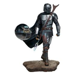 The Mandalorian Premium Format 1/4 Sideshow Collectibles (The Mandalorian)