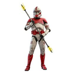 Coruscant Guard Hot Toys TMS025 (Star Wars The Clone Wars)