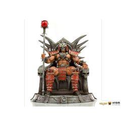 Shao Khan BDS Art Scale 1/10 Iron Studios (Mortal Kombat)