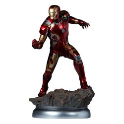 Iron Man Mark XLIII Maquette Sideshow Collectibles (Avengers 2)