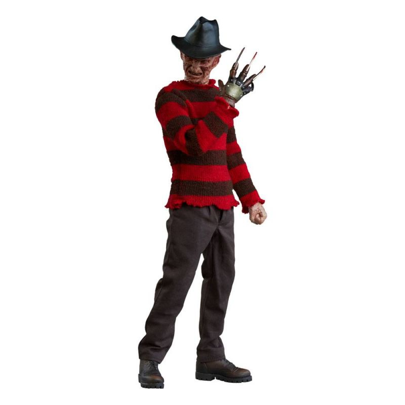 Freddy Krueger Sixth Scale Sideshow Collectibles (A Nightmare on Elm Street 3 Dream Warriors)
