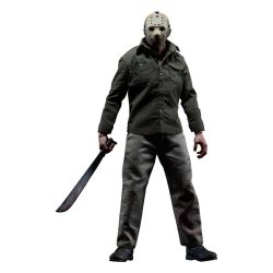 Jason Voorhees Sixth Scale Sideshow Collectibles (Meurtres en 3 dimensions)