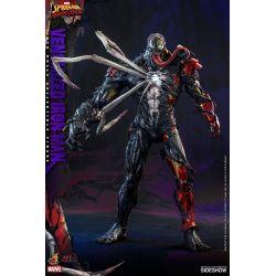 Venomized Iron Man Hot Toys AC04 Artist Collection (Spider-Man Maximum Venom)