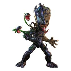 Venomized Groot Hot Toys 1/1 LMS014 Artist Collection (Spider-Man Maximum Venom)
