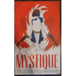Mystique Premium Format Sideshow Collectibles (X-Men) - used