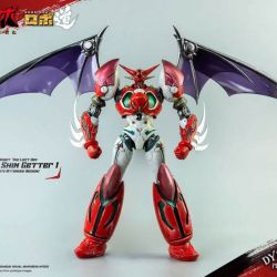 Robo-Dou Shin Getter 1 ThreeZero Anime Color (Getter Robot The Last Day)