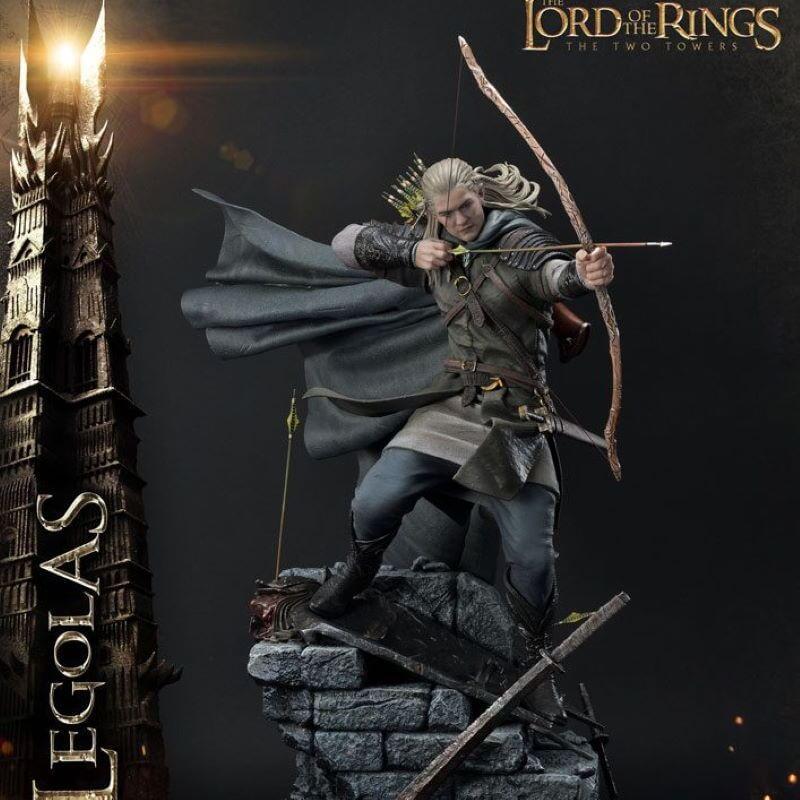 Legolas Prime 1 Studio Bonus Version (The Lord of the Rings)