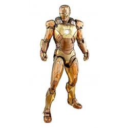 Iron Man Mark XXI Midas Hot Toys MMS586D36 (Iron Man 3)