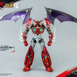 Robo-Dou Shin Getter 1 ThreeZero Metallic Edition (Getter Robot The Last Day)