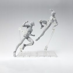 Stage Act 4 Display Stands pour figurines Bandai
