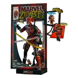Zombie Deadpool Hot Toys CMS06 (Marvel Zombies)