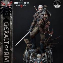 Geralt von Riva Prime 1 Studio (Witcher 3 Wild Hunt)