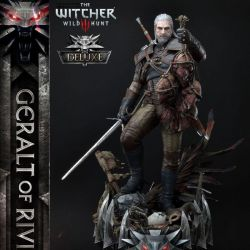 Geralt von Riva Prime 1 Studio Deluxe Version (Witcher 3 Wild Hunt)