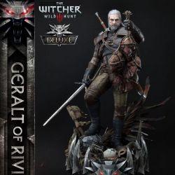 Geralt von Riva Prime 1 Studio Deluxe Version (Witcher 3 Wild Hunt)