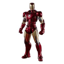Iron Man Mark 6 SH Figuarts Battle of New York Edition (The Avengers)