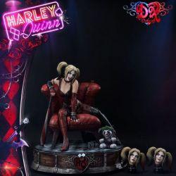Harley Quinn Prime 1 Studio Deluxe Bonus (Batman Arkham City)