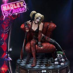 Harley Quinn Prime 1 Studio (Batman Arkham City)
