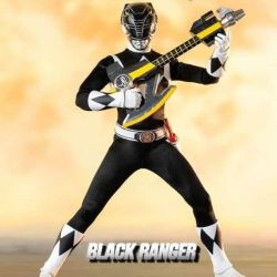 Black Ranger 1/6 ThreeZero (Mighty Morphin Power Rangers)