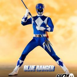 Blue Ranger 1/6 ThreeZero (Mighty Morphin Power Rangers)
