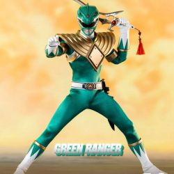 Green Ranger 1/6 ThreeZero (Mighty Morphin Power Rangers)