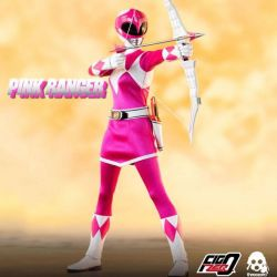 Pink Ranger 1/6 ThreeZero (Mighty Morphin Power Rangers)