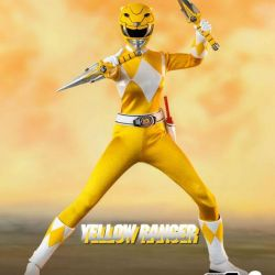 Yellow Ranger 1/6 ThreeZero (Mighty Morphin Power Rangers)