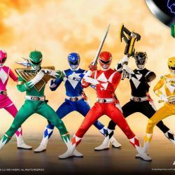 Power Rangers 1/6 ThreeZero Pack de 6 (Mighty Morphin Power Rangers)
