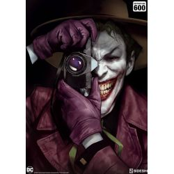 Joker Fine Art Print Sideshow (The Killing Joke)