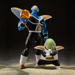 Burter and Guldo SH Figuarts (Dragon Ball Z)