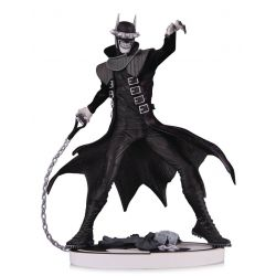 Batman Who Laughs Black and White 2nd edition DC Collectibles - Batman - figurine 19 cm