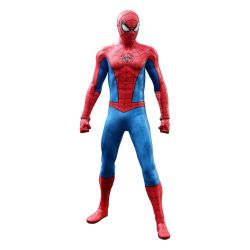Figurine Spider-Man Classic Suit 1/6 Hot Toys VGM48 (Marvel's Spider-man)