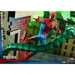 Spider-Man Classic Suit Hot Toys 1/6 figure VGM48 (Marvel's Spider-man)