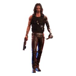 Figurine 1/6 Johnny Silverhand Hot Toys VGM47 (Cyberpunk 2077)