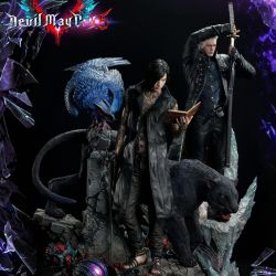 V Prime 1 1/4 statue (Devil May Cry 5)
