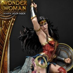 Statue 1/3 Wonder Woman vs Hydra Prime 1 Studio (DC Comics)