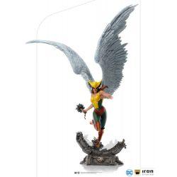 Figurine Hawkgirl Iron Studios Deluxe Art Scale (DC Comics)
