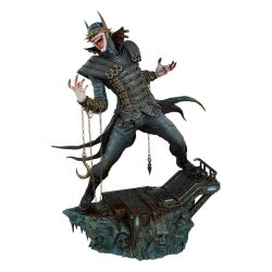 Statue Batman Who Laughs Sideshow Premium Format (DC Comics)