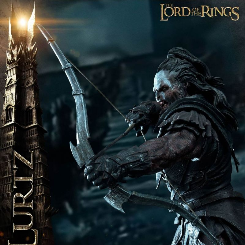 Lurtz Prime 1 statue (The Lord of the Rings)
