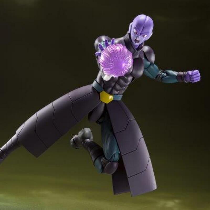 Hit Bandai SH Figuarts figure (Dragon Ball Super)