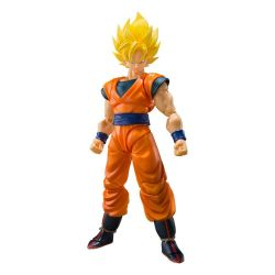 Figurine Son Goku Super Saiyan Full Power Bandai SH Figuarts (Dragon Ball Z)