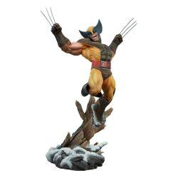 Wolverine Sideshow Premium Format statue (X-Men)