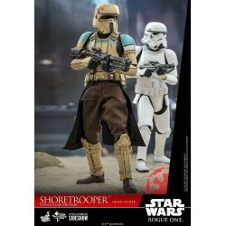 Figurine Shoretrooper Squad Leader Hot Toys MMS592 (Rogue One)