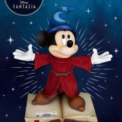 Statue Mickey (sorcerer's apprentice) Beast Kingdom Master Craft (Fantasia)