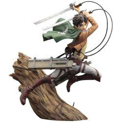 Figurine Eren Yeager Kotobukiya ARTFXJ Renewal (L'Attaque des Titans)