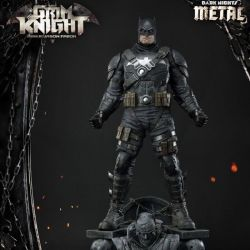 The Grim Knight Prime 1 statue by Jason Fabok (Dark Nights Metal)