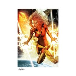 Dark Phoenix Sideshow Fine Art Print poster (X-Men)