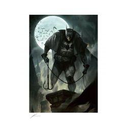 Affiche Batman Sideshow Fine Art Print (Gotham by Gaslight)