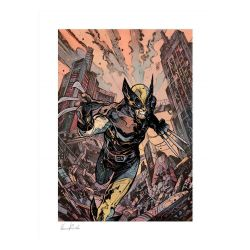 Wolverine Sideshow Fine Art Print poster (X-Men)
