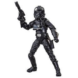 Figurine Imperial Tie Fighter Pilot Hasbro Black Series 40th anniversary (Star Wars 5 L'Empire Contre-Attaque)