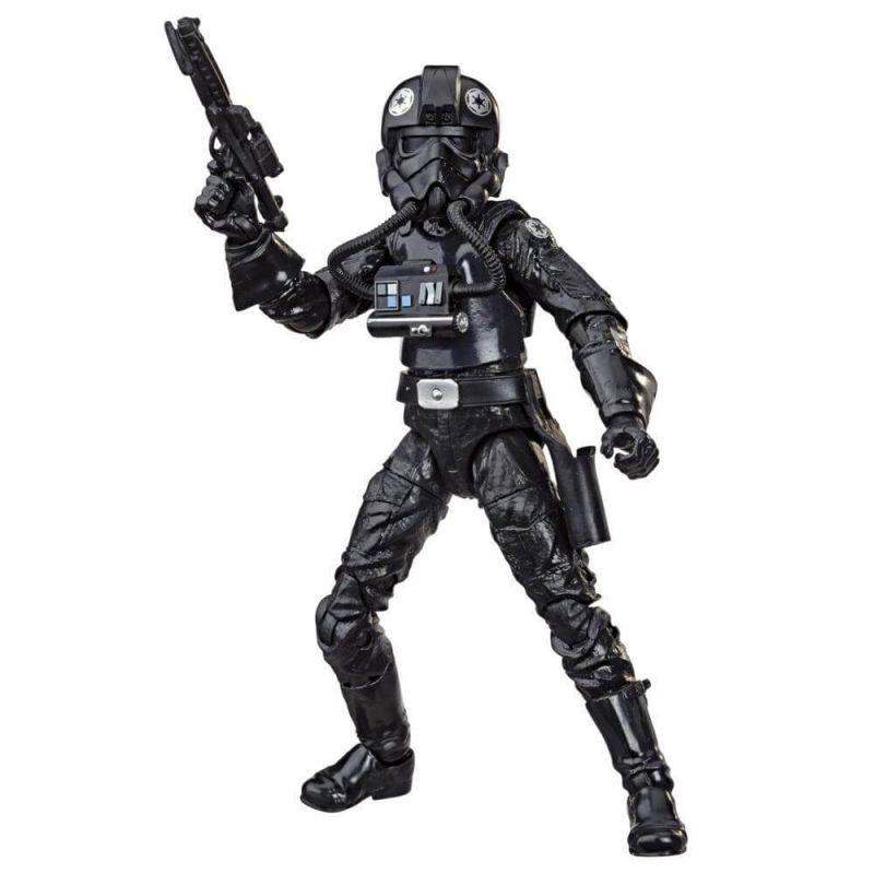 Imperial Tie Fighter Pilot Hasbro Black Series figure 40th anniversary (Star Wars 5 The Empire Strikes Back)